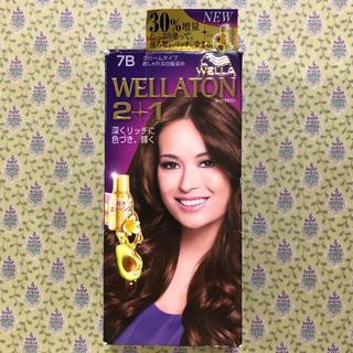 WELLA - WELLATON 2+1_クリームタイプ_7B