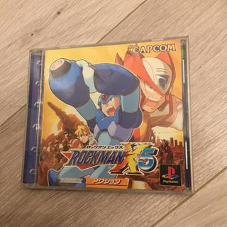 PlayStation - ロックマンX5