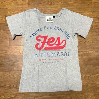 ポルノグラフィティ - 【新品未使用】ポルノグラフィティ アミューズフェス 2014 Tシャツ BBQ