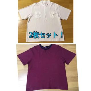 Tシャツとポロシャツのセット(Tシャツ/カットソー(半袖/袖なし))