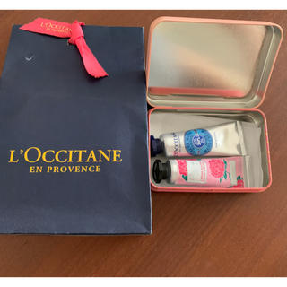 ロクシタン(L'OCCITANE)のロクシタンハンドクリームミニコフレ(ハンドクリーム)