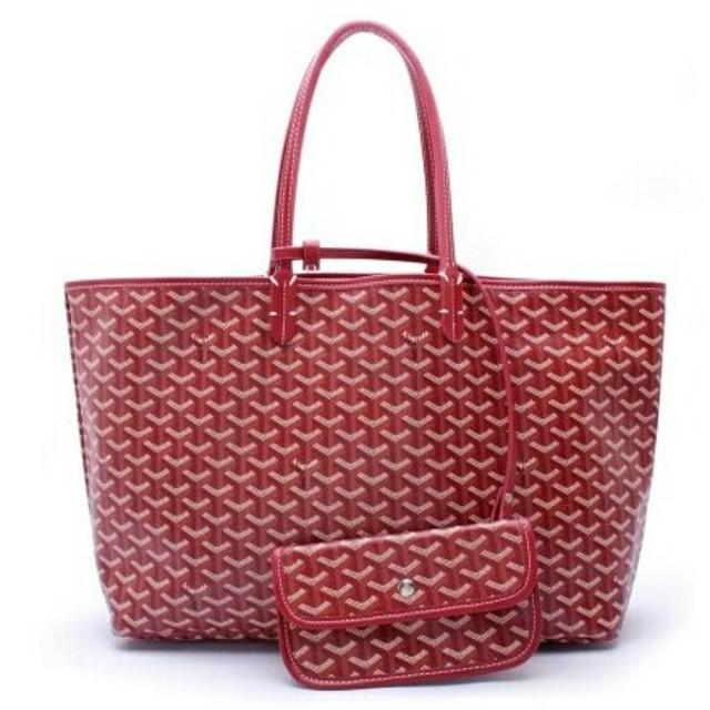 GOYARD(ゴヤール)のゴヤールGOYARD トートバッグ ビジネスバッグ 2WAY ポーチ付き 大容量 レディースのバッグ(トートバッグ)の商品写真