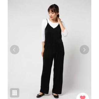 スライ(SLY)のSLY  ACORDION PLEATS JUMPSUITS (オールインワン)