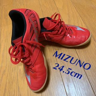 MIZUNO - 【ミズノ】MIZUNO フットサルシューズ