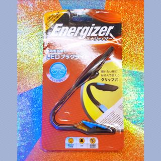 エナジャイザー(Energizer)の🌟⚡エナジャイザー LEDブックライト 🌟 1個(旅行用品)