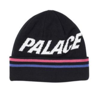 シュプリーム(Supreme)のPalace Ferghouse beanie black(ニット帽/ビーニー)