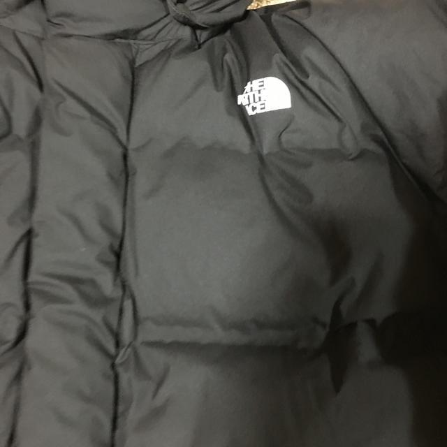 HYKE(ハイク)のnorth face hyke WS Big Down Jacket ブラック メンズのジャケット/アウター(ダウンジャケット)の商品写真