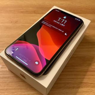 Apple - iPhone XS 64GB Simフリー AppleCare+