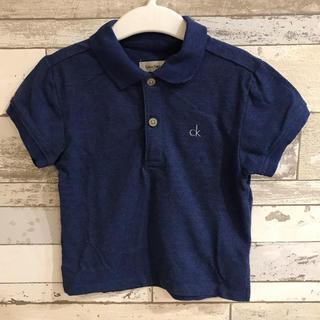 カルバンクライン(Calvin Klein)のCalvin Klein Jeans ポロシャツ(Tシャツ/カットソー)