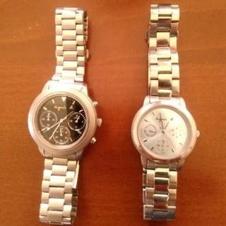 agnes b. - アニエスベー ペアウォッチ 腕時計