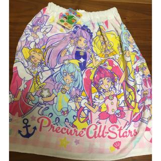 BANDAI - バンダイ☆プリキュアオールスターズ☆まきまきタオル☆新品未使用品☆即購入可