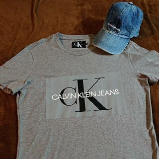 カルバンクライン(Calvin Klein)のCalvin KleinJEANS キャンプ&Tシャツセット(キャップ)