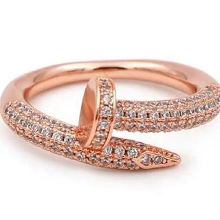 カルティエ(Cartier)の大人気✨釘リング✨(リング(指輪))