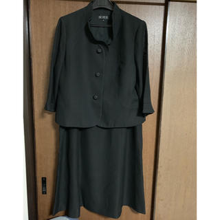 大きなサイズ  スーツ  7分袖  15号(スーツ)