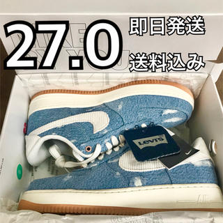 NIKE - 27.0 Air Force 1 Low Levi's Nike By You