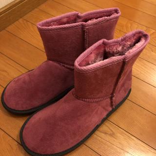 ムートンブーツLL(ブーツ)