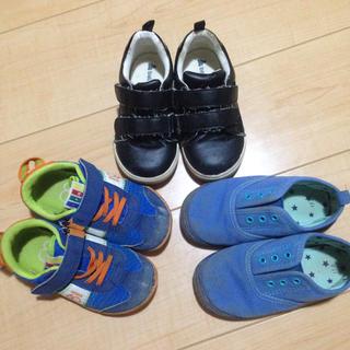 ベビーギャップ(babyGAP)のIFME、baby Gap など3足 まとめ売り (スニーカー)