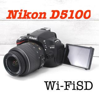 Nikon - ❤️シャッター回数わずか1345枚❤️自撮り❤️Nikon D5100
