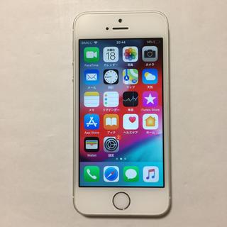 iPhone - 中古 AU iPhoneSE 16gb バッテリー91%