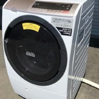 日立 - 超美品日立 ドラム式洗濯乾燥機 BD-SV110CR(N)2018年製