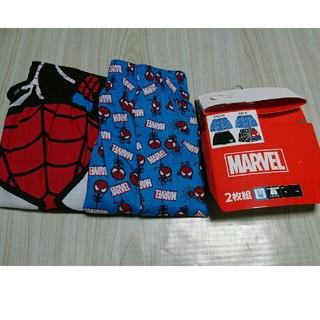MARVEL - MARVEL マーベル  スパイダーマン  メンズ トランクス サイズ M