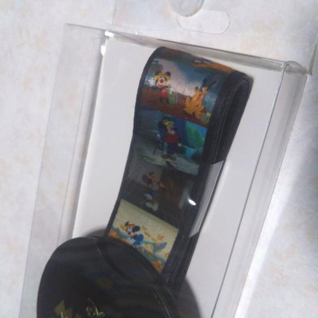 Disney(ディズニー)のディズニー カメラストラップ ミッキー90th 未開封 ディズニーストア スマホ/家電/カメラのカメラ(その他)の商品写真