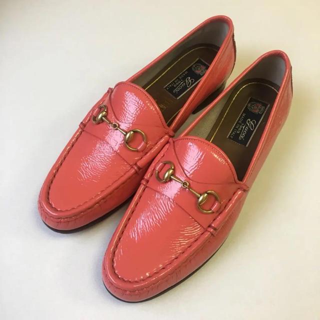 Gucci(グッチ)の新品♡GUCCI グッチ エナメル ローファー 38 レディースの靴/シューズ(ローファー/革靴)の商品写真