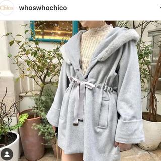 フーズフーチコ(who's who Chico)のwho's who Chico コート(ロングコート)