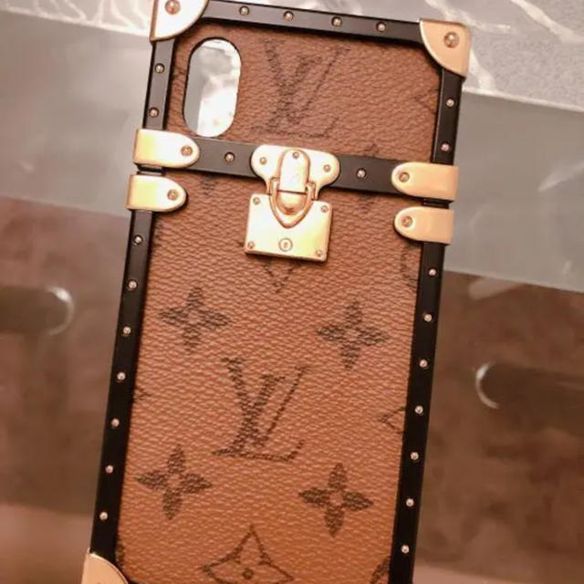 LOUIS VUITTON - アイフォンケース Louis Vuitton の通販 by mmyy0875's shop|ルイヴィトンならラクマ