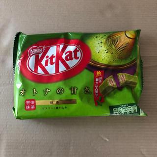 Nestle - ネスレ キットカット 抹茶味!2ケースまとめ売り 東北から近畿地方まで送料無料!