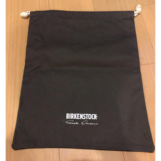 Rick Owens - BIRKENSTOCK ✖︎ RICK OWENS 巾着袋 保存袋