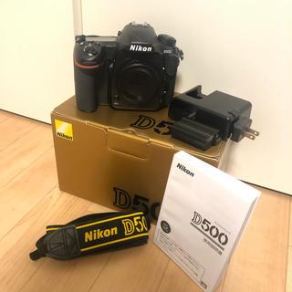 Nikon - Nikon D500 本体