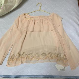ハニーミーハニー(Honey mi Honey)のハニーミーハニ ブラウス 新品(Tシャツ(長袖/七分))