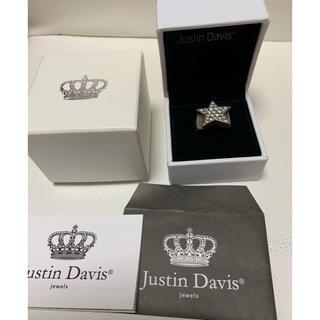 ジャスティンデイビス(Justin Davis)のJUSTIN DAVISスターリング(リング(指輪))