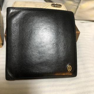 カルティエ(Cartier)のカルティエおり財布(折り財布)