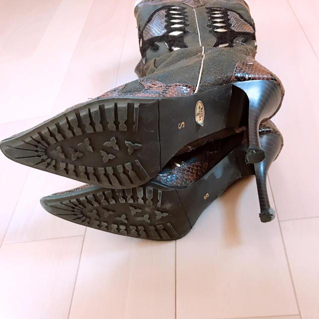 ウエスタンブーツ レディースの靴/シューズ(ブーツ)の商品写真