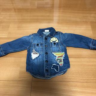 BREEZE - 長袖シャツ 80cm