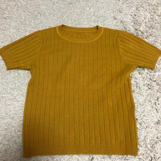 グレイル(GRL)のニット GRL 半袖(ニット/セーター)
