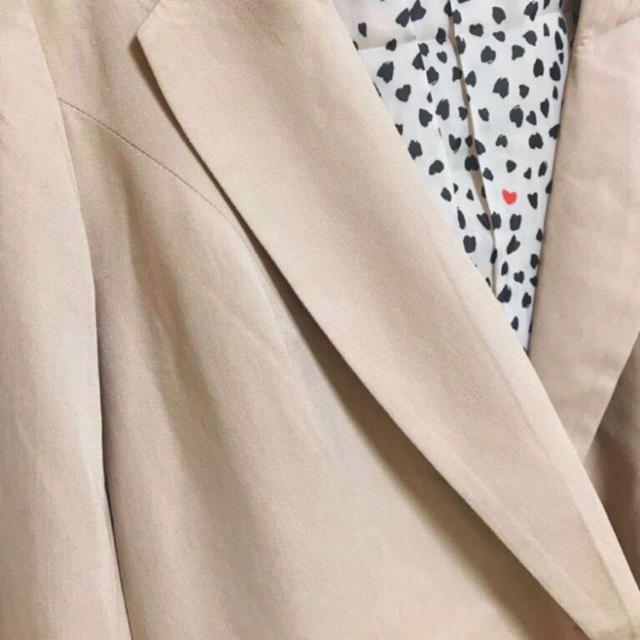 THE EMPORIUM(ジエンポリアム)のTHE emporium テーラージャケット レディースのジャケット/アウター(テーラードジャケット)の商品写真