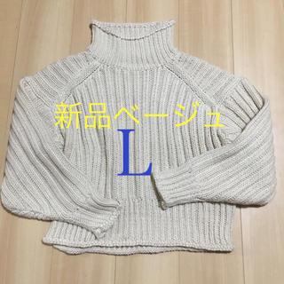 H&M - 新品タグ付き!2019AWチャンキーニット