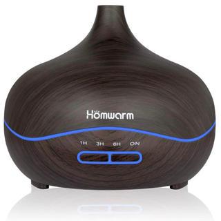 アロマディフューザー 超音波式 大容量 400ML アロマ加湿器 卓上加湿器 (加湿器/除湿機)
