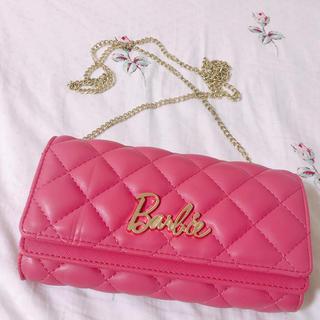 バービー(Barbie)のBarbie ウォレットバック ピンク(財布)