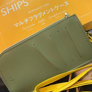 SHIPS - ships スマホカードケース