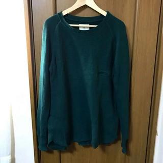 コモリ(COMOLI)の☆ブフト 廃盤カラー ワッフルロンT(Tシャツ/カットソー(七分/長袖))