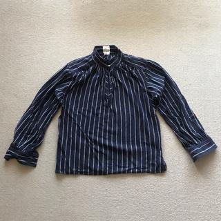 メゾンドリーファー(Maison de Reefur)のMAISON DE REEFURにて購入TRADEMARKストライプ柄シャツ(シャツ/ブラウス(長袖/七分))
