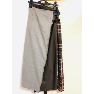 KBF - ラップスカート