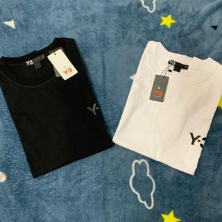 ワイスリー(Y-3)の Y3黒白2点セット Tシャツ(Tシャツ/カットソー(半袖/袖なし))