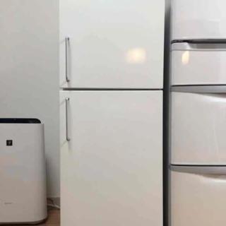 ムジルシリョウヒン(MUJI (無印良品))の取りに来てくれる方‼️着払いで大丈夫な方‼️無印冷蔵庫137L(冷蔵庫)