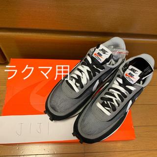 ナイキ(NIKE)のNIKE sacai LD waffle スニーカー ナイキ サカイ 24.5 (スニーカー)