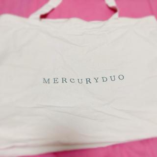 マーキュリーデュオ(MERCURYDUO)のマーキュリーデュオ トートバッグ(トートバッグ)